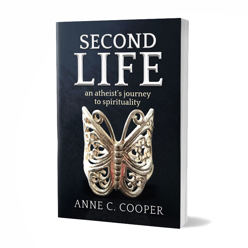 Second Life book by Anne C. Cooper